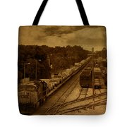 East Bound Tote Bag