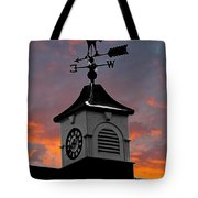 East By South Tote Bag by Brian Roscorla