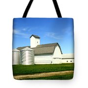 East Central Illinois Farm Buildings By Earl's Photography Tote Bag