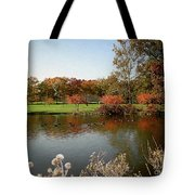 East Coast Autumn Tote Bag