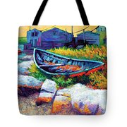 East Coast Boat Tote Bag