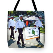 East Durham Volunteer Fire Company Inc 3 Tote Bag