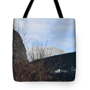 East From Cannon Mountain Tote Bag