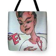 East Jr Tote Bag