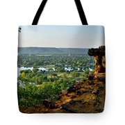 East Lake Winona Tote Bag