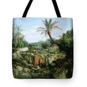 East Landscape Henryk Semiradsky Tote Bag