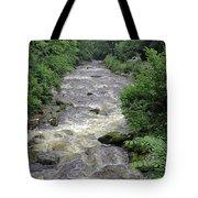 East Lyn River Tote Bag