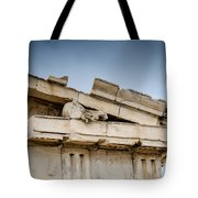 East Pediment - Parthenon Tote Bag