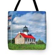 East Point Lighthouse Nj Tote Bag