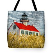 East Point On The Maurice River  Tote Bag