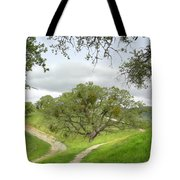 East Ridge Trail -  Spring Tote Bag