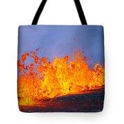 East Rift Zone Tote Bag