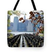 East River#2 Tote Bag