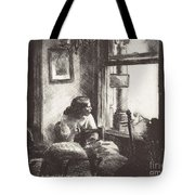 East Side Interior Tote Bag