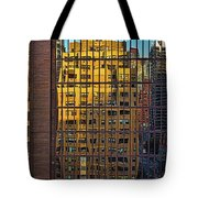 East Side Reflection Tote Bag