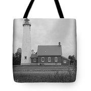 East Tawas Lighthouse  Tote Bag