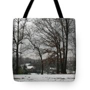 East Tennessee Winter Tote Bag