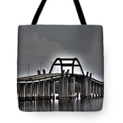East-west Connection Tote Bag