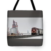 Eastbound Empties Tote Bag
