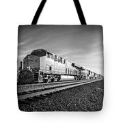 Eastbound In Arizona  Tote Bag