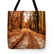 Eastbound Tote Bag