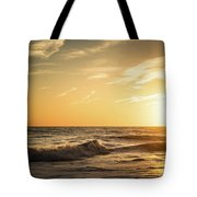 Eastcoast Sunset Tote Bag