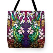 Easter Banner Tote Bag