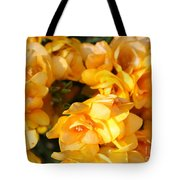 Easter Beauties Tote Bag