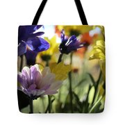 Easter Bouquet  Tote Bag