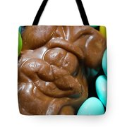 Easter Candy Tote Bag