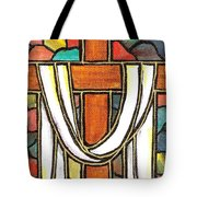 Easter Cross 6 Tote Bag