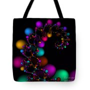 Easter Dna Galaxy 111 Tote Bag