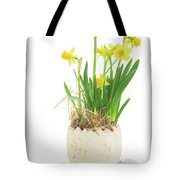 Easter Eggs Hunt Tote Bag