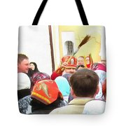 Easter Holiday Tote Bag