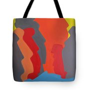 Easter Island Tote Bag