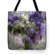 Easter Lilacs Tote Bag