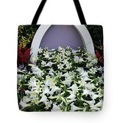 Easter Lillies Tote Bag