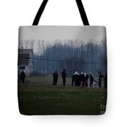 Easter Monday Family Gathering Tote Bag