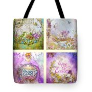 Easter Mood Collection Tote Bag