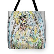 Easter Time Tote Bag