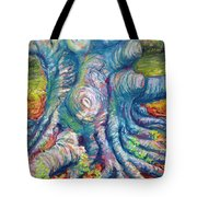 Eastern Beech Tree Tote Bag