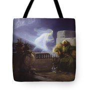 Eastern Dream Tote Bag