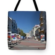 Eastern European Town Tote Bag