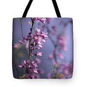 Eastern Redbud Tote Bag