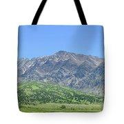 Eastern Sierra July Tote Bag