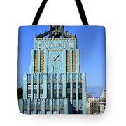 Jewel Of Downtown Tote Bag