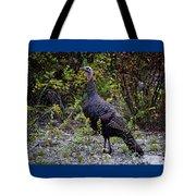 Eastern Wild Turkey Tote Bag