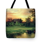 Easthampton Tote Bag by Thomas Moran