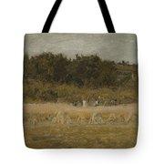 Eastman Johnson 1824 - 1906 Landscape Sketch Tote Bag