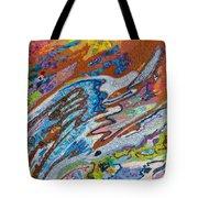 Eastward Ho Tote Bag by Martha Ressler